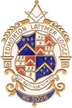 Edmonton Latymer Lodge Crest New